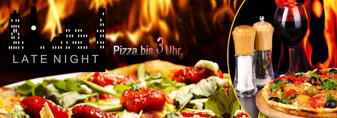 Latenight Pizza